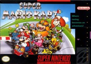 Super_Mario_Kart cover