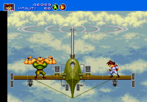 Gunstar Heroes screenshot 05