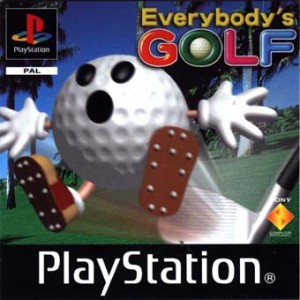 everybody's golf cover