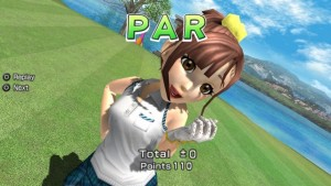 everybody's golf screenshot 03