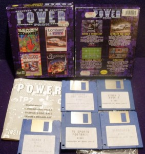 Power Pack Cover