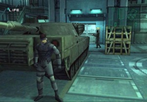 Metal Gear Solid screenshot 01
