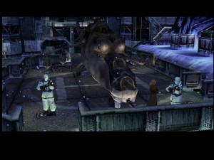 Metal Gear Solid screenshot 02