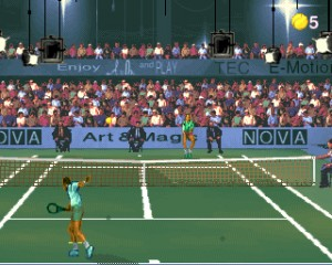 Ultimate Tennis screenshot 01