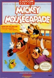 Mickey Mousecapade Cover
