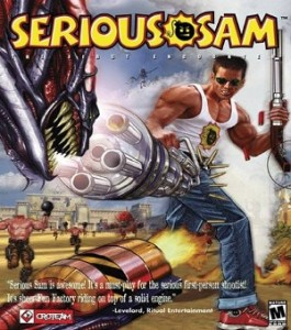 Serious Sam cover