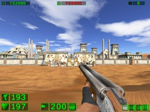 Serious sam screenshot 01