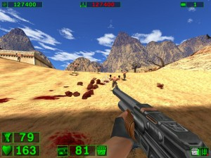 Serious sam screenshot 02