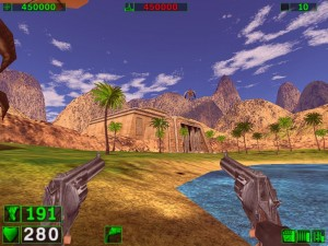 Serious sam screenshot 03