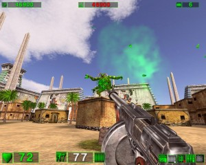 Serious sam screenshot 04