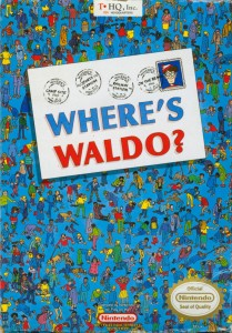 Where's waldo cover
