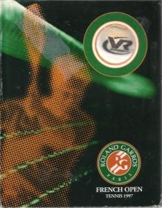 Roland garros 97 cover