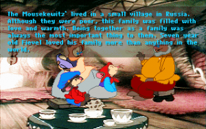 An american tail screenshot 01