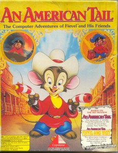 an american tail cover