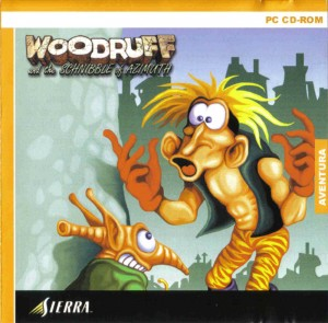 Woodruff Cover