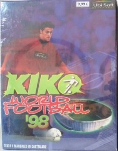 Kiko World Football cover