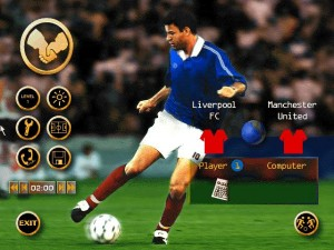 Kiko World Football screenshot 01