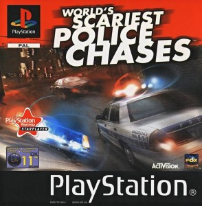 World's Scariest Police Chases cover