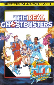 The real ghostbusters cover