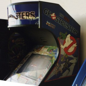 The real ghostbusters machine