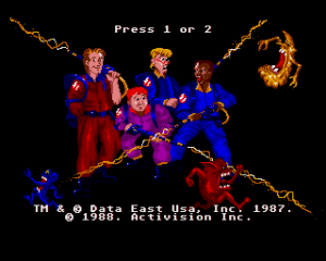 The real ghostbusters screenshot 01