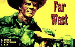 far west cover