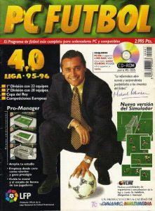 pc futbol 4.0 cover