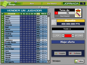 pc futbol 4.0 screenshot 01