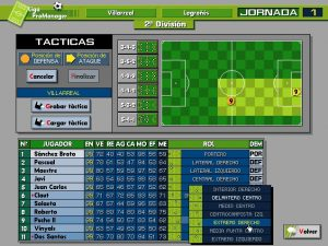 pc futbol 4.0 screenshot 03