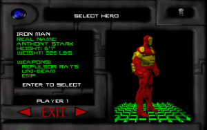 Iron Man & X-O Manowar in Heavy Metal screenshot 01