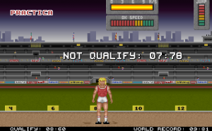 Olympic Games 92 screenshot 02
