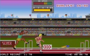 Olympic Games 92 screenshot 04