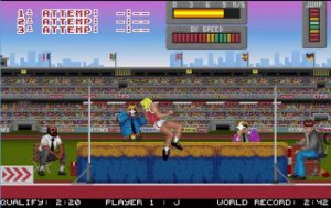Olympic Games 92 screenshot 05