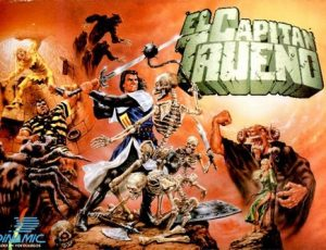 Capitan Trueno Cover